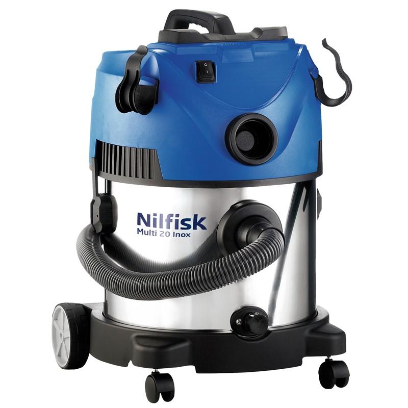 c3c1c3bc9 Nilfisk Alto Multi 20 INOX vysávač pre dielňu | Priemyselné vysávače